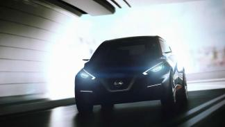 Nissan Sway Concept marcha