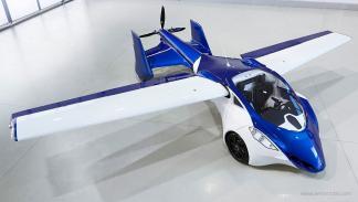 AeroMobil 3.0 el coche con alas