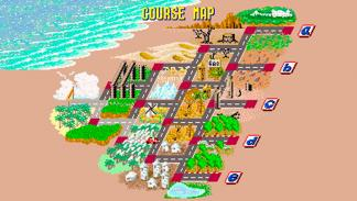 3D Out Run para Nintendo 3DS - fases