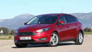 Ford Focus frontal
