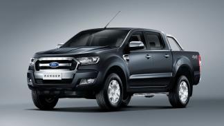 Ford Ranger 2015 frontal