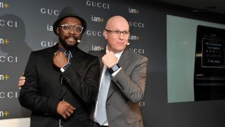 Smartwatch de Will.i.am y Gucci - Will.i.am y Sthéphan Linder