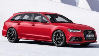 Audi RS 6 Avant delantera