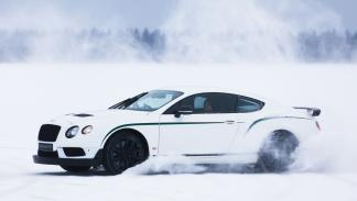 Bentley Power on Ice 2015 - Bentley GT3-R lateral