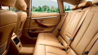 BMW Serie 3 Luxury Lounge Edition asientos