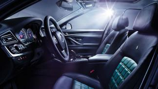 Alpina Edition 50 interior