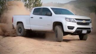 Icon Chevrolet Colorado ZR2 todoterreno