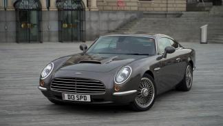 David Brown Speedback GT frontal