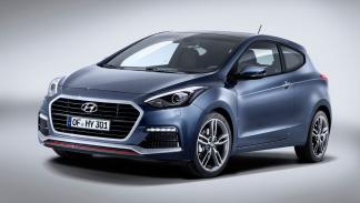 Hyundai i30 Turbo - frontal