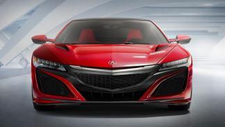 Honda NSX 2015 frontal