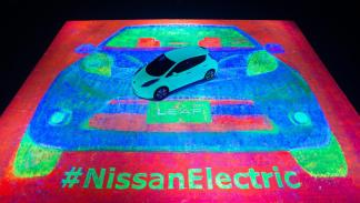 Nissan Leaf - Récord Guinness