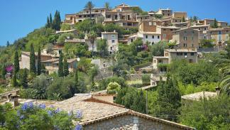 Vistas de Mallorca.