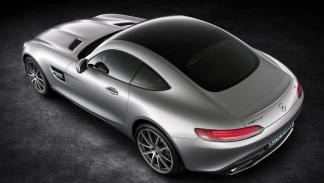 Mercedes AMG GT-S trasera