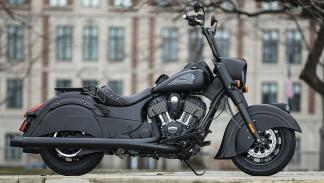 Chief Dark Horse con motor Thunder Stroke 111