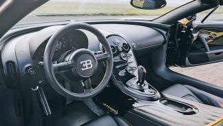 Prueba: Bugatti Veyron 16.4 Grand Sport Vitesse interior