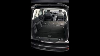 El Ford Galaxy más tecnológico - maletero