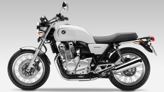 315 kilómetros de autonomía para la La Honda CB1100 EX