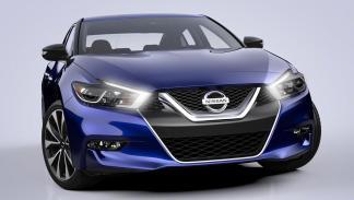 Nissan Maxima 2016 frontal