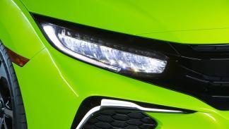 Honda Civic Concept faro delantero