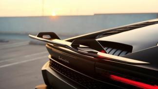Lamborghini Huracan de GMG Racing zaga