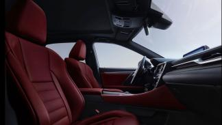 Lexus RX 2016 detalle