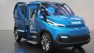Transporte del futuro según Iveco Vision