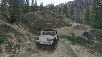 Ruta off-road GTA Online