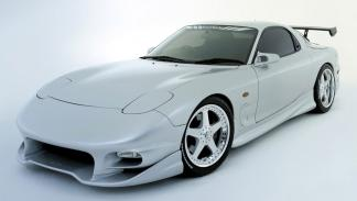 coches fast furious 1 rx7