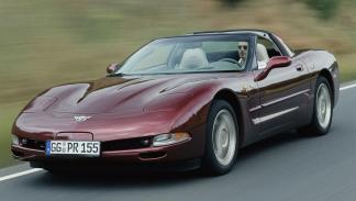 2 fast 2 furious coche corvette
