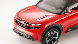 Citroën AirCross Concept prototipo capo
