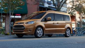 Ford Grand Tourneo Connect delantera
