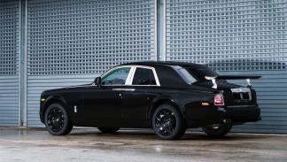 Rolls-Royce Proyecto Cullinam trasera