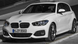 BMW M135i delantera