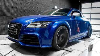 Audi TT RS mmchip-dkr frontal