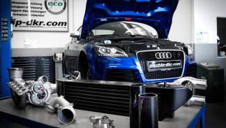 Audi TT RS mmchip-dkr motor