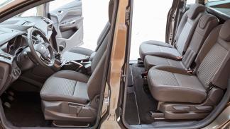 uertas correderas del Ford Gran C-Max