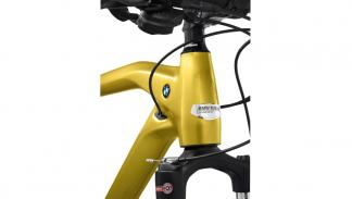 BMW Cruise M-Bike Limited Edition - cuadro y manillar