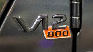 Mercedes G65 AMG Brabus motor