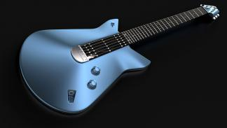 Guitarra de Ford.