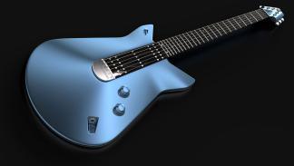 Guitarra de Ford.