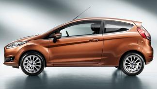 Ford Fiesta 1.25 lateral
