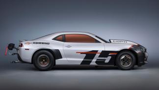 Camaro COPO 2015 lateral
