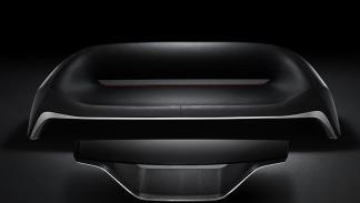 Sillón y mesa de Mazda