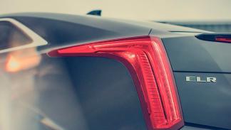 Cadillac ELR 2016 trasera