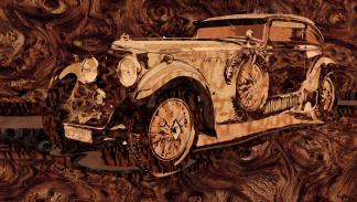 Bentley Mulsanne Speed Blue Train by Mulliner