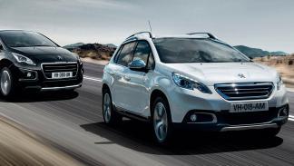 Peugeot 2008 Crossway dinamica