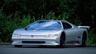 Peugeot Oxia delantera