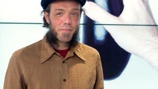 El artista noruego Martin Andersen