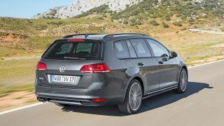 Prueba: Volkswagen Golf GTD Variant zaga