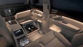 Zapatero en la Volvo Lounge Console